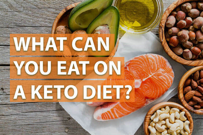What can you eat on a keto diet?