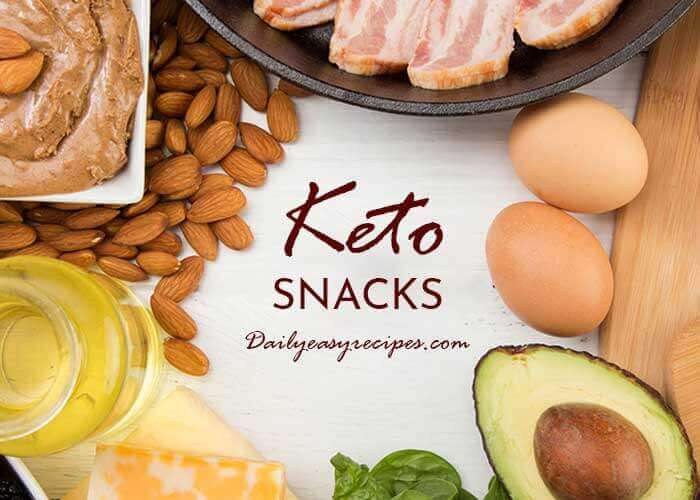 keto snack ideas