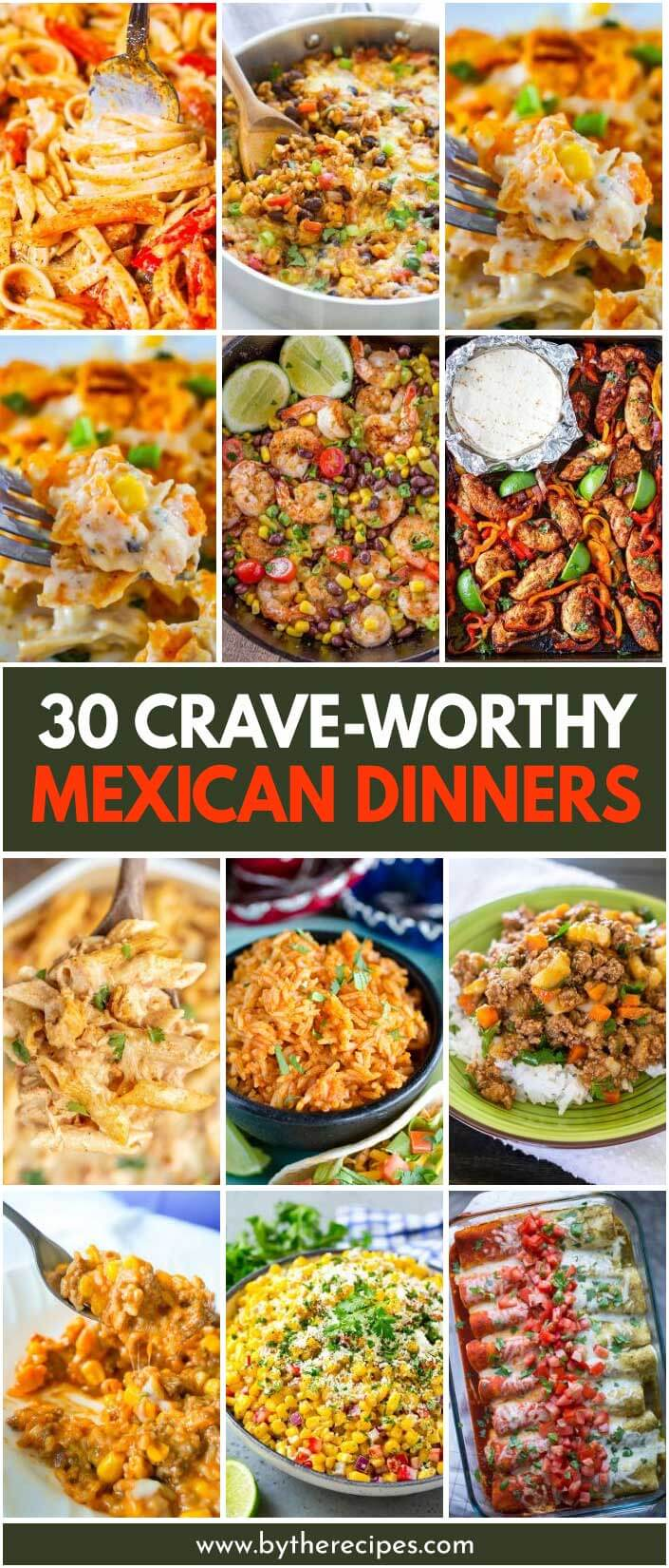 30 Crave-Worthy Mexican Dinners