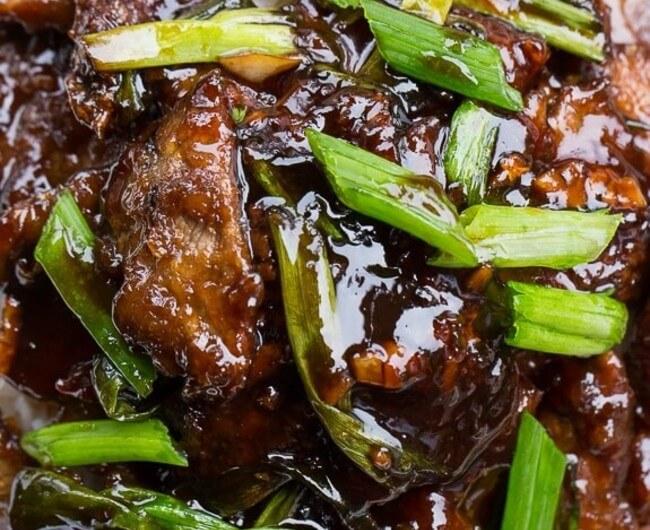 Mongolian Beef (Pf Changs Copycat)