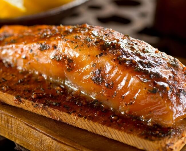 Soy Sauce and Brown Sugar Salmon Marinade
