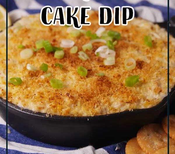 Crab Cake Dip