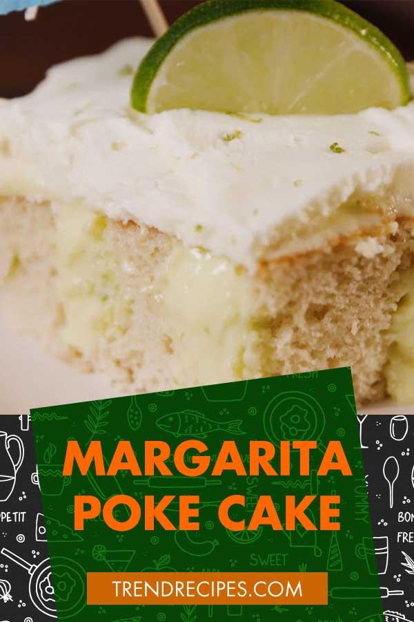 Margarita-Poke-Cake