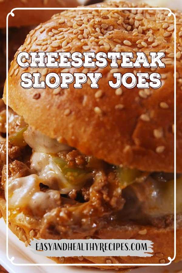 Cheesesteak-Sloppy-Joes