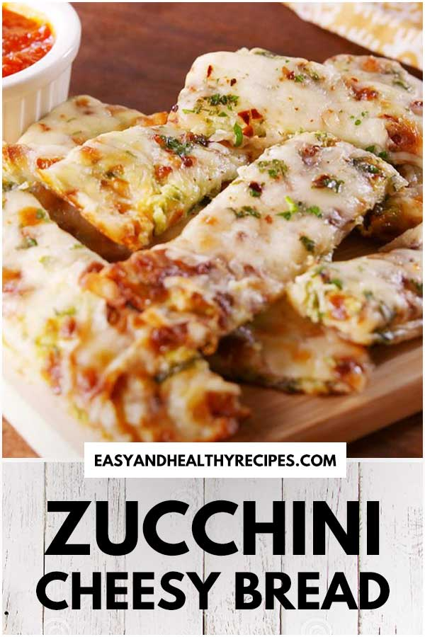 Zucchini-Cheesy-Bread