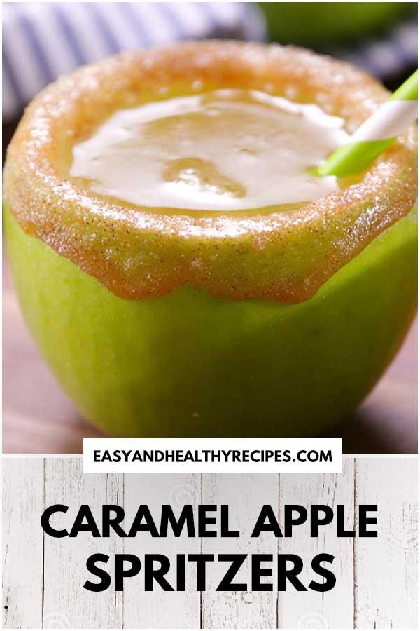 Caramel-Apple-Spritzers