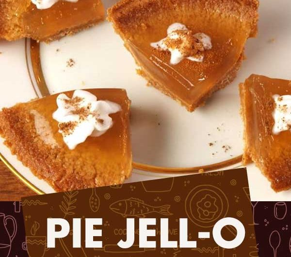 Pie Jell-O Shots