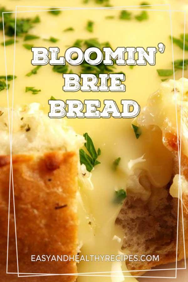 Bloomin-Brie-Bread