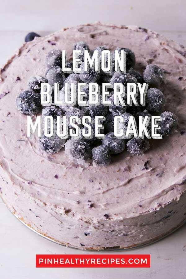 Lemon-Blueberry-Mousse-Cake