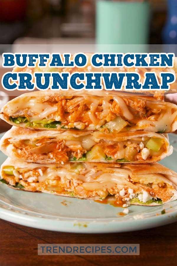 Buffalo-Chicken-Crunchwrap