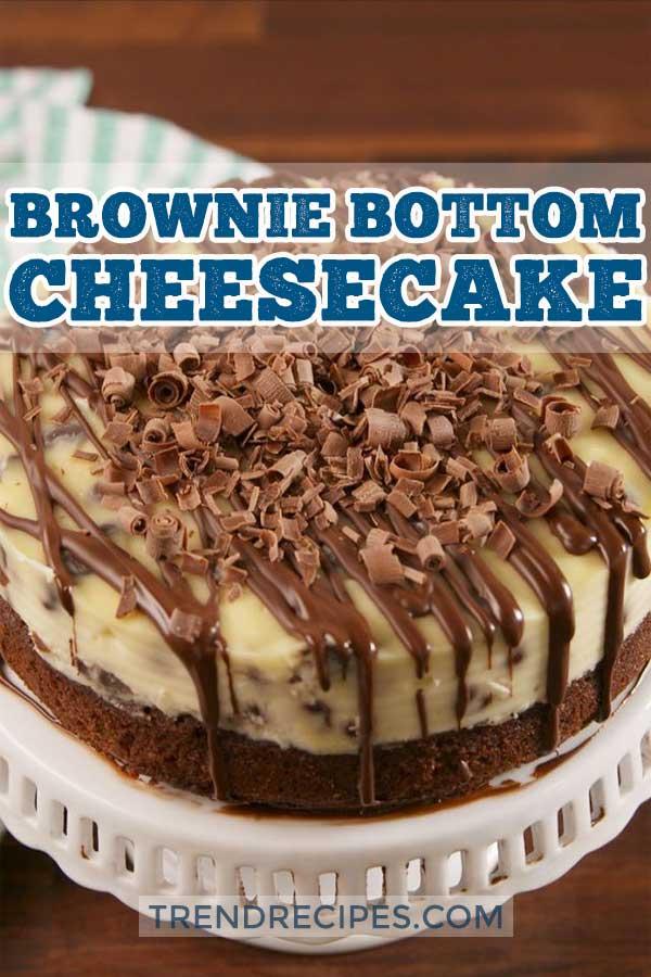 Brownie-Bottom-Cheesecake