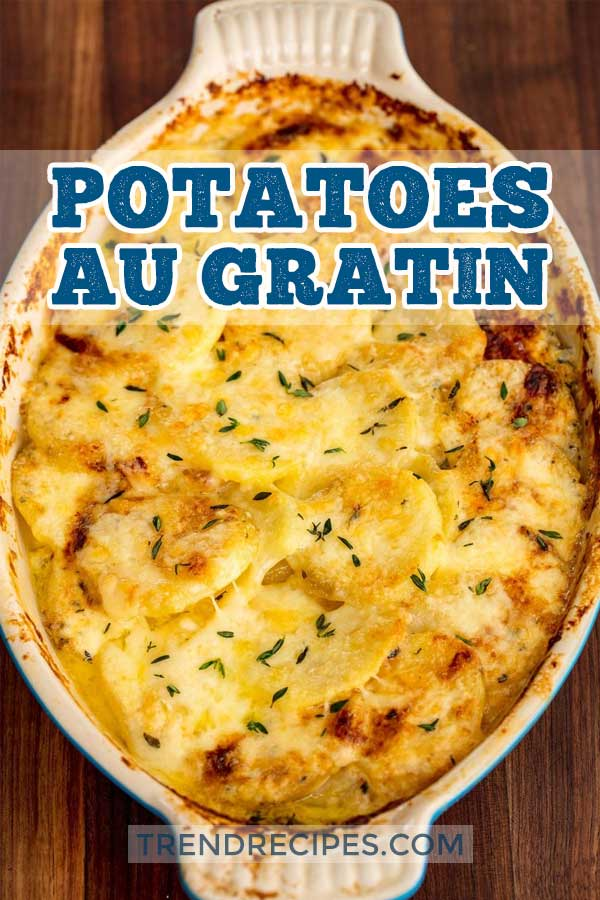 Potatoes-Au-Gratin