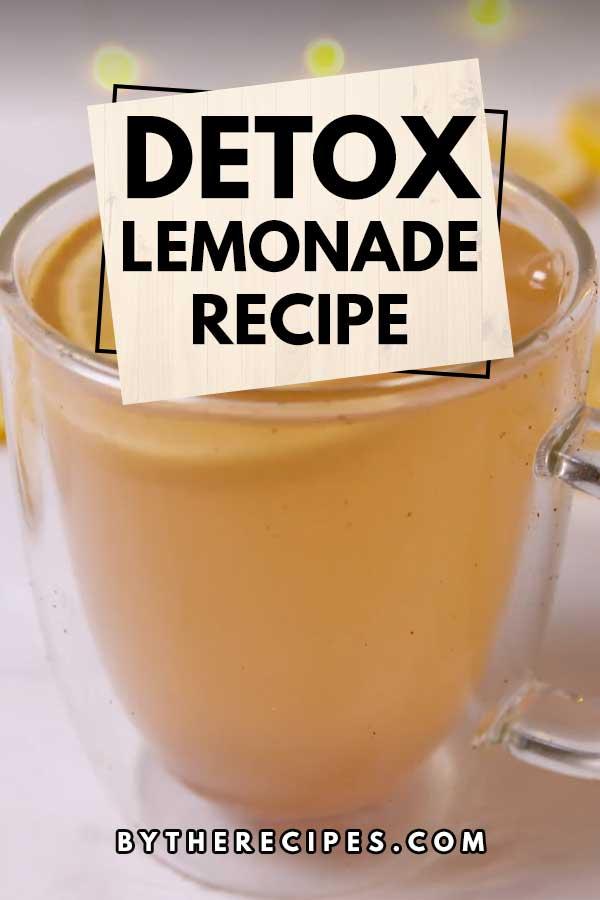 Detox Lemonade